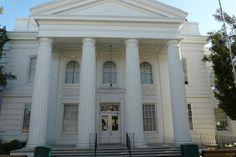 My Workplace!!  . lafourche parish courthouse...in downtown thibodaux la...