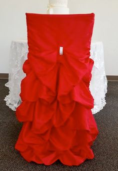 Fancy Chair Covers High Chairs Reviews 1068 Best Wedding Images Red Ruffled By Sandiegopinkwedding Events