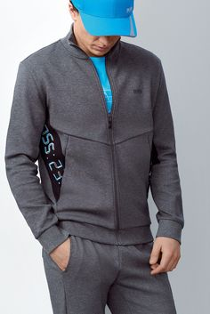 The Prespring 2019 collection In the last 30 years, the evolution of fashion has been in parallel with contemporary divisions … Nike Outfits, Boy Outfits, Nike Clothes Mens, Evolution Of Fashion, Sport Wear, Mens Sweatshirts, Hugo Boss, Look, Menswear