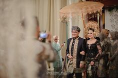 Pernikahan Kombinasi Sunda dan Minang ala Zara dan Aldi -