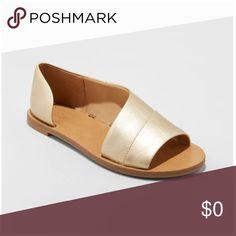 e3a493c47a7e Women Lissa Asymmetrical Slide Sandal NWT no box