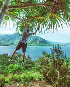 Hawaii US |  Andreas Salvesen Say Yes To Adventure