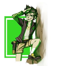 Jake English -- Homestuck >>> Jake is such a twerp! But I love him anyway.