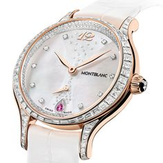 Montblanc Collection Princesse Grace de Monaco Limited Edition 8 watch.