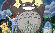 Totoro GROW!