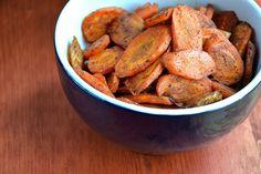 Sütőtökfűszeres sült répachips | Dalla cucina, per te