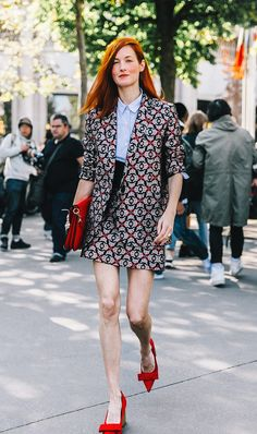 How to Build a Flawless Work Wardrobe and Change Your Life via @WhoWhatWear