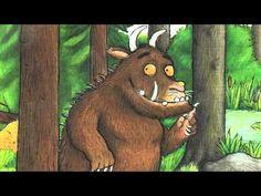 De Gruffalo (digitaal prentenboek) Een gruffalo? Wat is dat voor een beest? Vos, Uil en Slang hebben nog nooit van hem gehoord. Alleen Muis weet precies hoe hij eruitziet. Maar dat hij er echt eentje zou tegenkomen dat had Muis toch niet verwacht