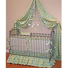Bijou Crib Bedding