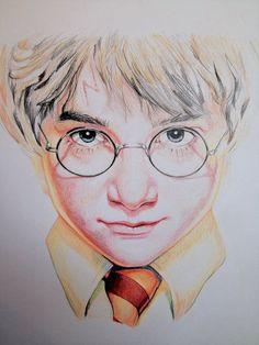 Harry Potter by Sampl3dBeans on deviantART