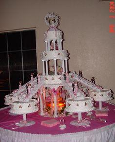 57 Best Sweet 16 Quinceanera Cakes Images Calumet