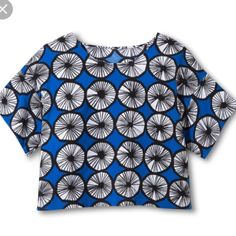 Marimekko for Target Top Marimekko for target black and blue signature top Marimekko for Target Tops Blouses