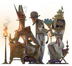 Ramon Pla: Egipto