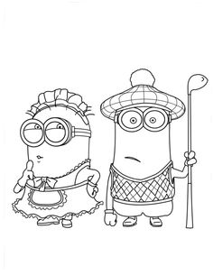 Girl Minion Coloring Pages Coloring Pages Free Printable Color Book Imágenes De Minions Para Imprimir
