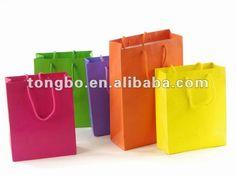De China de encargo profesional cesta de regalo de papel bolsa ...