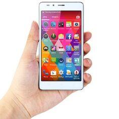 LANDVO L500S Android 4.4 3G Smartphone 5.0 ohne Vertrag, Dual Sim Handy, 8 GB