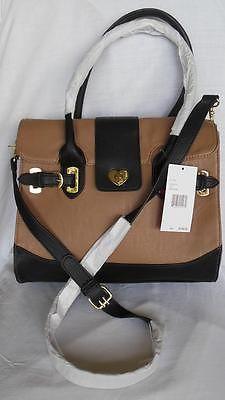 REDUCED! NWT Betsy Johnson Purse Handbag Shoulder Bag Tote Removable Strap