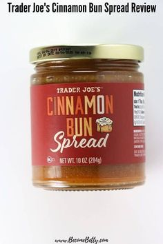 The internet is abuzz with the newest creation: Trader Joe's Cinnamon Bun Spread. But is it worth the hype? Trader Joes Food, Trader Joe's, Best Trader Joes Products, Fries In The Oven, Recipe Using, Food Inspiration, Cinnamon, Brunch, Favorite Recipes