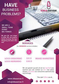 ideasensefr flyer design by ideasensefr create your own business or