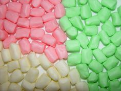 Homemade Butter Mints- Great for parties or showers!