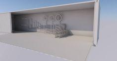 Ex. III | Design Urbano/Comercial/Reutilização | (RE) UTILIZAÇÃO DE CONTENTOR MARÍTIMO