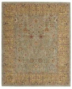 Capel Forest Park Persian Cedars Rug  I like this type for the master