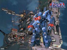 Robotech | robotech 17 1024x768