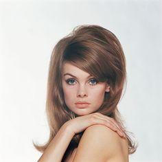 jean shrimpton 1965, I am just crushing on that Mad Men hair....