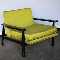 Japanese Lounge Chair, by Style de Vie