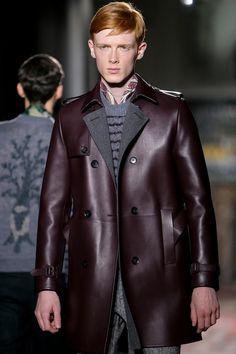 Farb-und Stilberatung mit www.farben-reich.com - Valentino | Fall 2014 Menswear Collection.