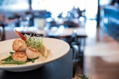 Open since 1996, King Street Trio (KST) moved to Uptown #Waterloo a few years ago tweaking an #historic building with elements of their own personality.