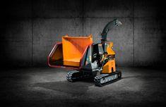 Broyeur forestier diamètre admissible 210 mm FÖRST XR8D Chenille, Home Appliances, Engine, House Appliances, Appliances
