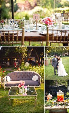 Style Unveiled - Style Unveiled | A Wedding Blog - Malibu Vineyard WeddingInspiration