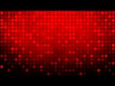 Red Dots Rising - HD Motion Graphics Background Loop - YouTube