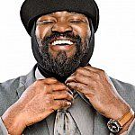 Gregory Porter is a big man with a soft voice. The former linebacker from San Diego slipped sideways into music with the assistance of a mentor Kamau Kenyatta, got a part on Broadway in the cast of It Ain't Nothin' But the Blues and recorded two albums for small labels which were both nominated for jazz Grammys. Then in January this year he finally got the award when his debut album for