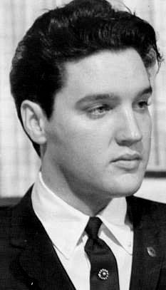 Elvis press conference in Memphis , february 25  1961