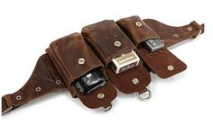 Leather men pocket wallet / phone package / coin by HonestSEVEN, $49.98