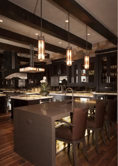 Kitchen Lighting   Contemporary   Kitchen Lighting And Cabinet Lighting    Salt Lake City   Hammerton Lighting