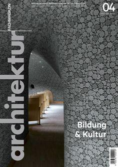 architektur Fachmagazin Ausgabe 4/2020 Design, Shelving Systems, Wood Sculpture, Sculptures, Architecture, Homes
