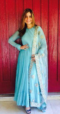 Beautiful blue suit with blue duppatta #punjabisuitsdesigns2014 #punjabisuitsdesignsonfacebook #punjabisuitsdesignsimages #punjabisuitsdesignslatest #punjabisuit #punjabidesignersuits