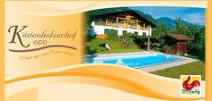 Köstenholzerhof, Urlaub auf dem Bauernhof in Lana bei Meran, Ferienwohnungen mit Schwimmbad, Südtirol