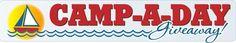 ParentMap's Camp-A-Day Giveaway - ParentMap