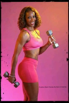 60 year old Body Builder Wendy Ida