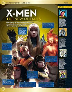 X-men the new mutants