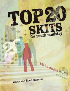 Laugh more. Have deeper discussions. Your best youth skit collection from ministry experts has just arrived! 20 creative skits pull the superficial answers off stage and put the spotlight on where tee