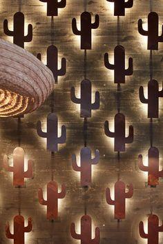 """Formafatal designed the interiors for """"Burrito Loco"""" in Prague"""