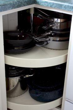 33 Smart Kitchen Cabinet Organization Ideas