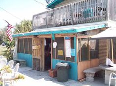 Skinny's - I will check this out next time I'm in Anna Maria