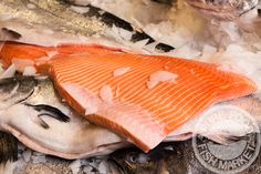 Alaskan King Salmon Fillet. Alaskan King Salmon is the most sought after Salmon in the world.