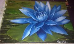 LOTUS FLOWER - Painting by MANISHA CHAUDHARY at touchtalent